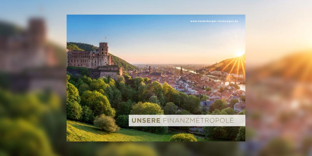 Heidelberger Vermögen | Printkampagne